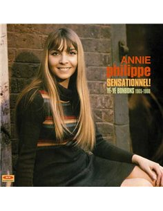 Annie Philippe - Sensationnel! - 12' LP (2015)