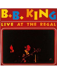 B.B. King - Live At The Regal - 12' LP (2011)