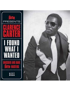 Clarence Carter - I Found What I Wanted - 7' Single (2012)