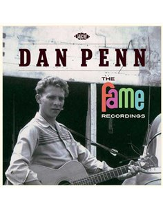 Dan Penn - Fame Recordings - 12' LP (2013)