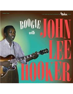 John Lee Hooker - Boogie With - 12' LP (2014)
