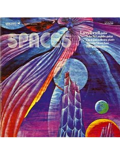 Larry Coryell - Spaces - 12' LP (1990)