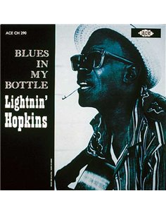 Lightnin' Hopkins - Blues In My Bottle - 12' LP (1990)