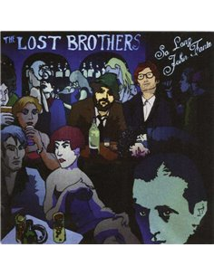 Lost Brothers - So Long John Fante - 12' LP (2017)