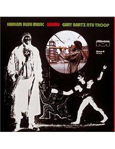 Gary Bartz - Harlem Bush Music Uhuru - 12' LP (2009)