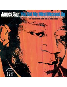James Carr - You Got My Mind Messed Up - 12' LP (2002)