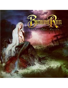 Burning Rain - Face The Music - 12' LP (2019)