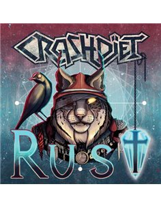 Crashdiet - Rust - 12' LP (2019)