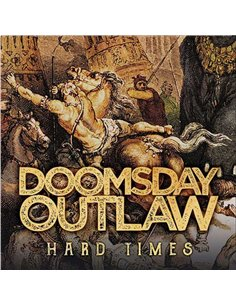 Doomsday Outlaw - Hard Times - 12' LP (2018)