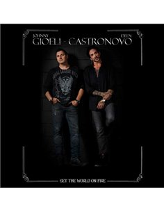 Gioeli & Castronovo - Set The World On Fire - 12' LP (2018)