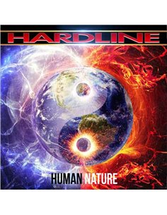 Hardline - Human Nature - 12' LP (2016)