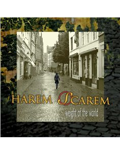 Harem Scarem - Weight Of The World - 12' LP (2019)