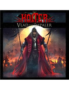 Holter - Vlad The Impaler - 12' LP (2018)