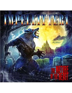 Impellitteri - The Nature Of The Beast - 12' LP (2018)