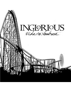 Inglorious - Ride To Nowhere - 12' LP (2019)