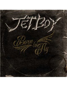 Jetboy - Born To Fly - 12' LP (2019)