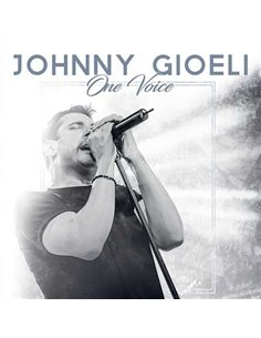 Johnny Gioeli - One Voice - 12' LP (2018)