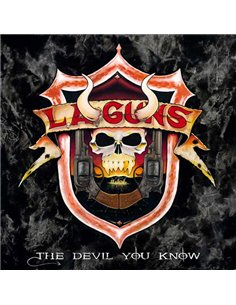 L.A. Guns - The Devil You Know - 12' LP (2019)