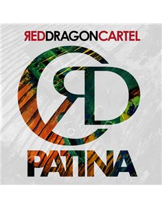 Red Dragon Cartel - Patina - 12' LP (2018)