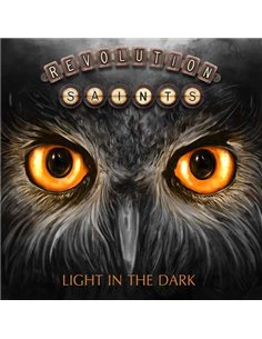 Revolution Saints - Light In The Dark - 12' LP (2017)
