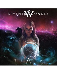 Seventh Wonder - Tiara - 12' LP (2018)