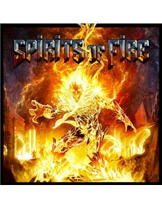 Spirits Of Fire - Spirits Of Fire - 12' LP (2019)