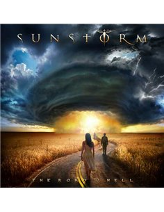 Sunstorm - The Road To Hell - 12' LP (2018)