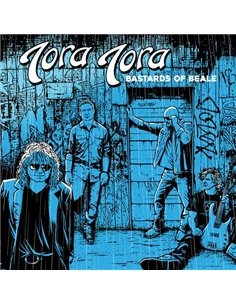 Tora Tora - Bastards Of Beale - 12' LP (2019)