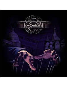 Treat - Ghost Of Graceland - 12' LP (2016)