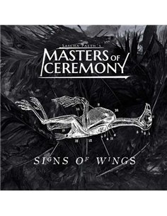 Sascha Paeths Masters Of Ceremony - Signs Of Wings - 12' LP (2019)