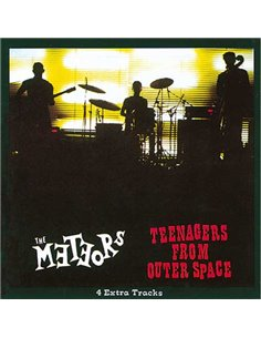 Meteors - Teenagers From Outer Space - 12' LP (1990)